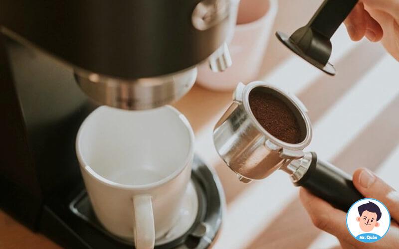 Chi phí nguyên vật liệu cafe