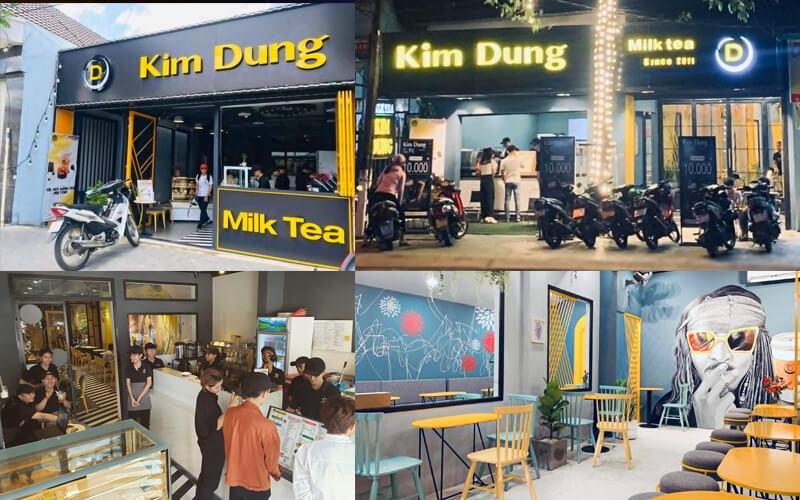 Chuỗi trà sữa Kim Dung