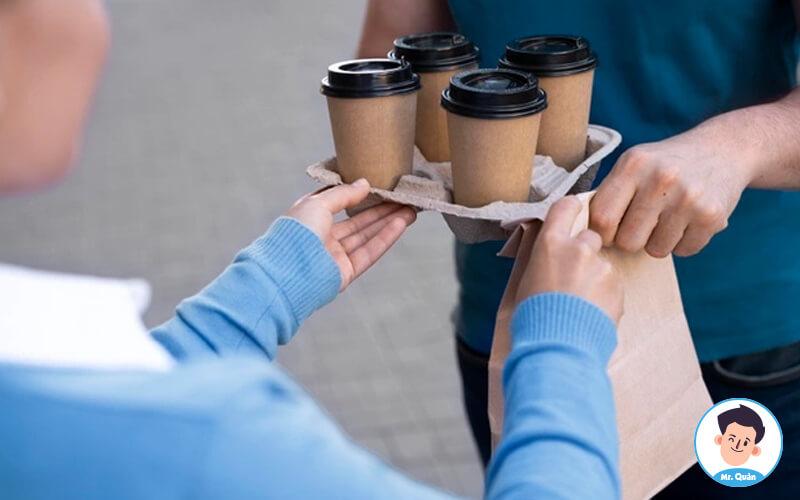 Kinh nghiệm mở quán cafe take away