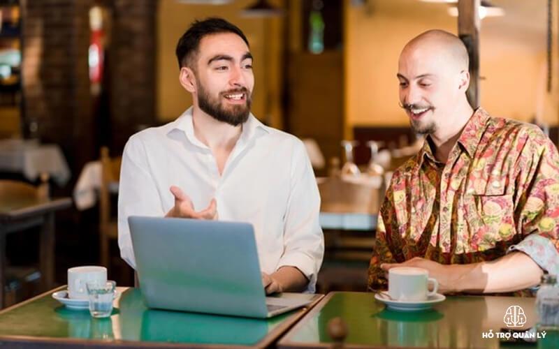 Quản lý quán cafe bằng phần mềm