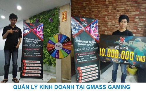 Trung KiotViet - Quản lý Gmass Gaming
