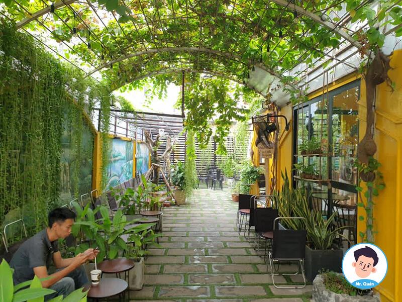 Quán cafe Full House