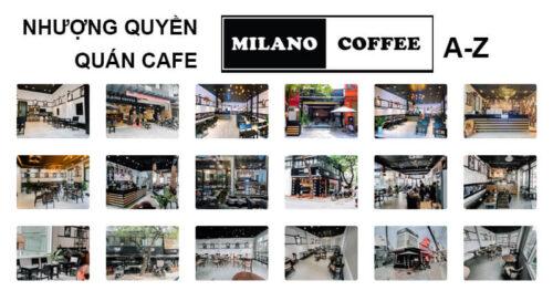 Nhượng quyền cafe milano