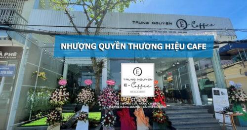 Nhượng quyền thương hiệu Trung Nguyên E-Coffee