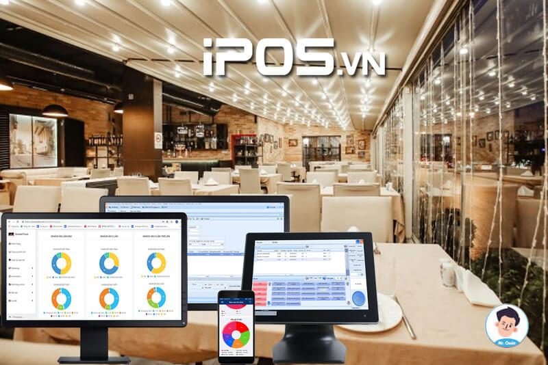 Phần mềm quản lý bán hàng iPOS
