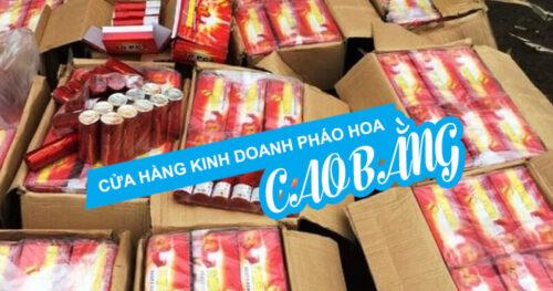Shop Pháo hoa Cao Bằng