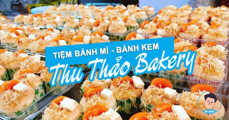 Thu Thảo Bakery